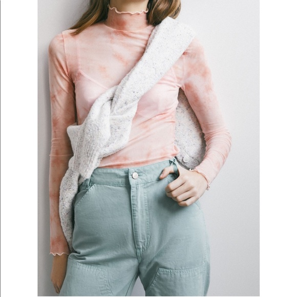 Urban Outfitters Tops - Mesh Top